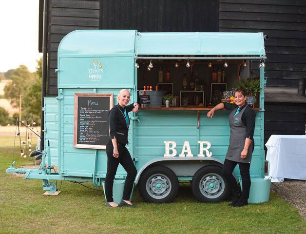 Trios Horsebox Bar