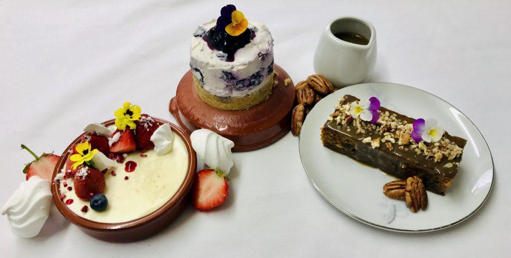 Desserts - Dine in at Home Menus for Norfolk