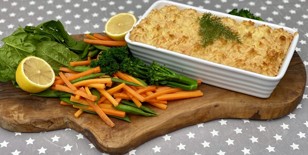 Dine in at Home Menus for Norfolk-Fish Pie