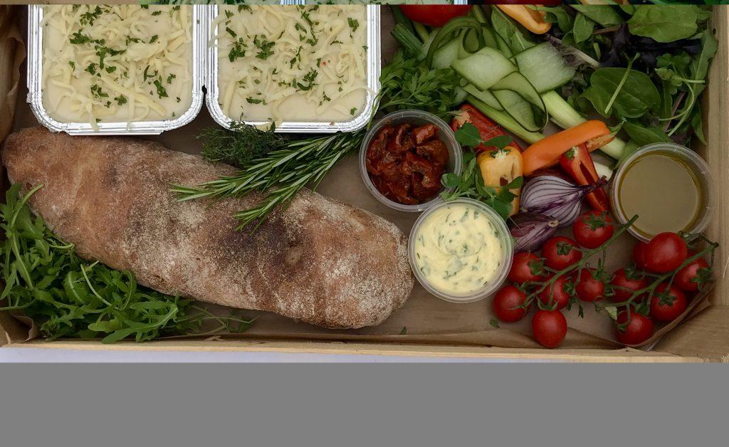 Beef Lasagne or Roasted Veg Lasagne For 2 – £19.95