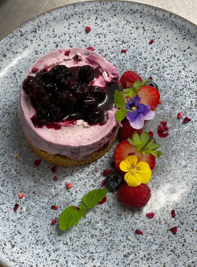St-Peters-Hall-Restuarant -Trios Catering dessert cheesecake